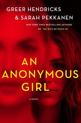 Book cover from An Anonymous Girl
