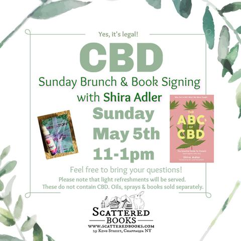 CBD Brunch and Author Signing