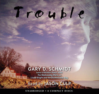 Cover of the book, Trouble