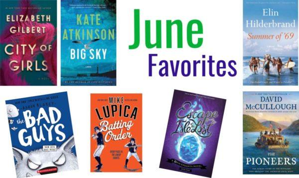 Best June Book Releases