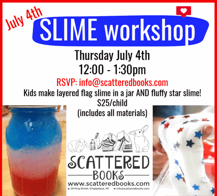 Slime Party Workshop!