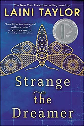 Strange The Dreamer Book
