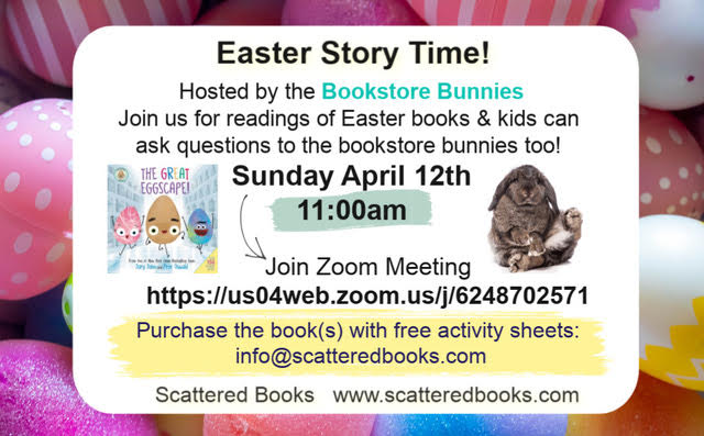 Easter Story Time Online