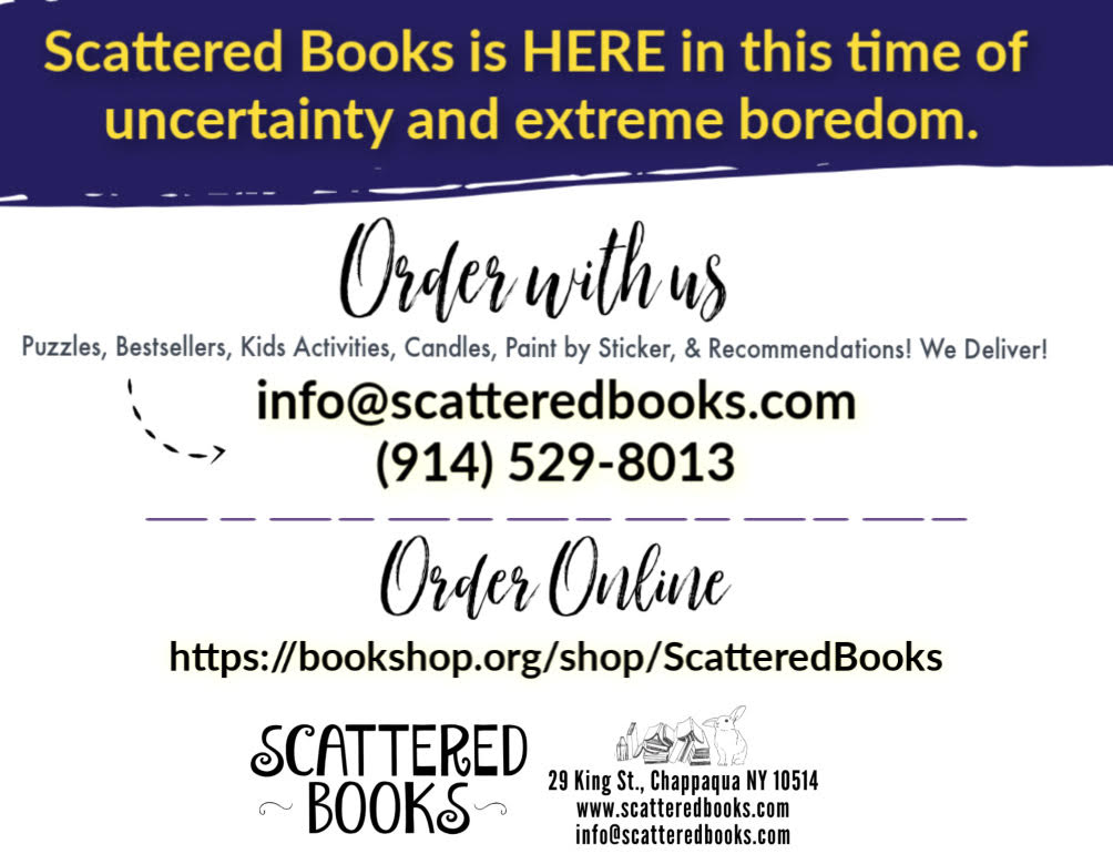 Order from Scattered Books for Delivery