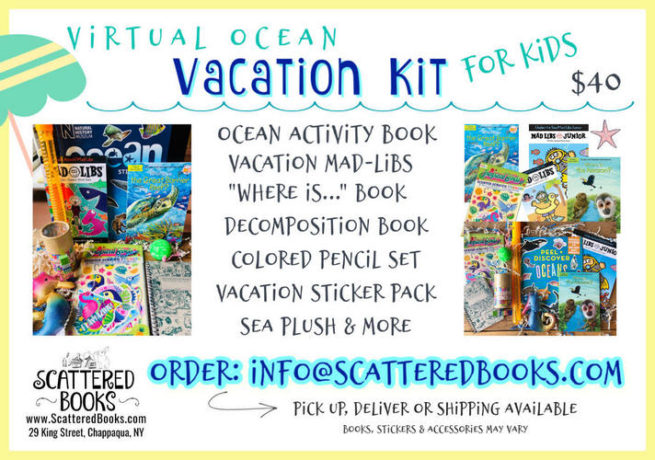 Kids Vacation Activity Kit