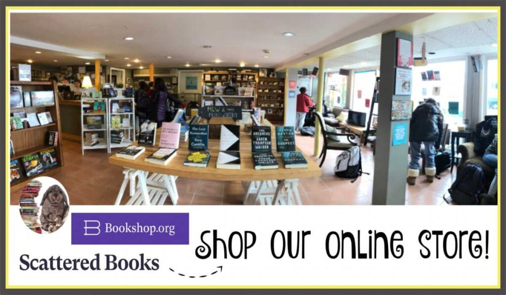 Scattered Books Online Book Store